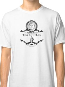 Patmores Tea Kettles - Downton Abbey Industries Classic T-Shirt