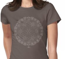 Aries [white design] Womens Fitted T-Shirt
