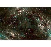 The Cannabis Milky Way Photographic Print