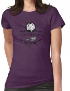 Bates Valet Brushes - Downton Abbey Industries Womens Fitted T-Shirt