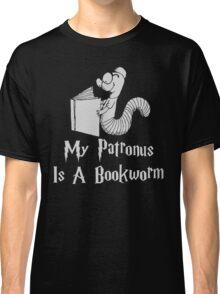 Bookworm Patronus Classic T-Shirt