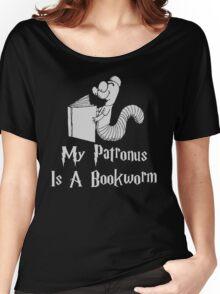 Bookworm Patronus Women's Relaxed Fit T-Shirt