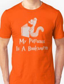 Bookworm Patronus Unisex T-Shirt