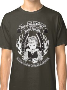 Lady Luck Tattoo Parlour Classic T-Shirt