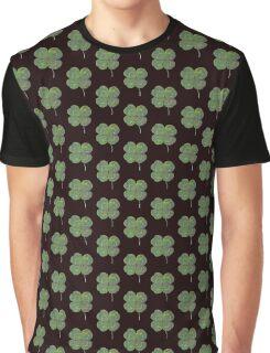 Shamrock Graphic T-Shirt