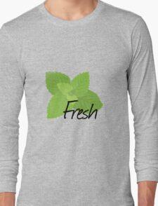 Minty Fresh Long Sleeve T-Shirt