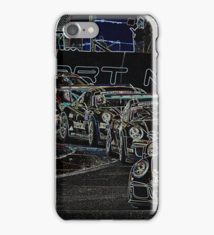 Porsche Racing iPhone Case/Skin