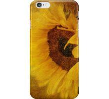 Golden Sunburst iPhone Case/Skin