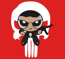 Powerpuff Punisher Baby Tee