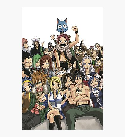 Fairy tail Photographic Print
