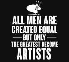 Artist men Unisex T-Shirt
