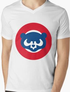 chicago cubs Mens V-Neck T-Shirt