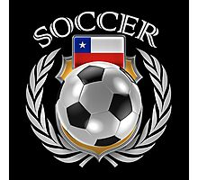 Chile Soccer 2016 Fan Gear Photographic Print