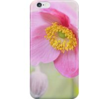 Japanese Anemone iPhone Case/Skin