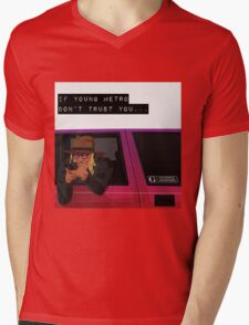 If young metro don't trust you Mens V-Neck T-Shirt