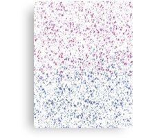 Pastel Ombre Canvas Print