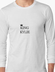 King Kylie Long Sleeve T-Shirt
