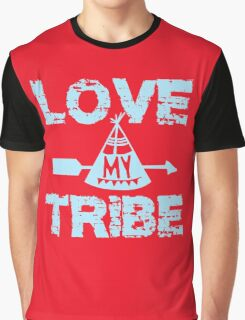 Love My Tribe Graphic T-Shirt