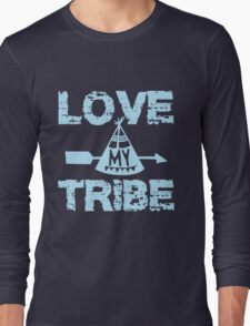 Love My Tribe Long Sleeve T-Shirt