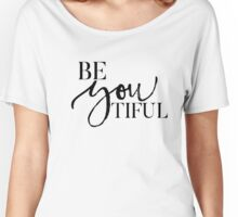 Be-YOU-Tiful bold Women's Relaxed Fit T-Shirt