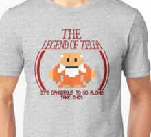 Zelda - It's Dangerous To Go Alone Unisex T-Shirt