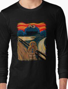 The Cookie Muncher  Long Sleeve T-Shirt