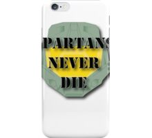 Master Chief Helmet iPhone Case/Skin