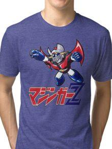 Mazinger 02 Tri-blend T-Shirt