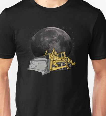Space Dozer Unisex T-Shirt