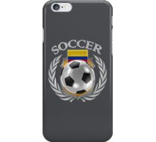 Colombia Soccer 2016 Fan Gear iPhone Case/Skin