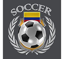 Colombia Soccer 2016 Fan Gear Photographic Print