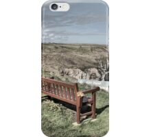 North Landing, Flamborough, Yorkshire iPhone Case/Skin