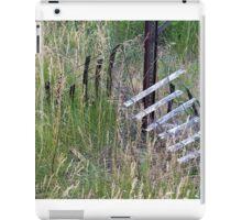 Broken Fence iPad Case/Skin