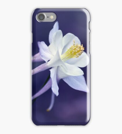 A Hint of Lilac iPhone Case/Skin