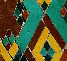 Arabian Tiles Sticker