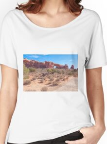 North Window Arch Women's Relaxed Fit T-Shirt