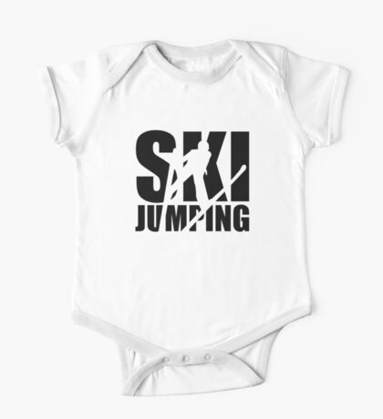 Ski jumping One Piece - Short Sleeve