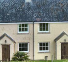 Lulworth Cottages Sticker