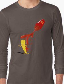 nightmares & ketchup Long Sleeve T-Shirt