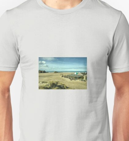 The pub on the beach  Unisex T-Shirt