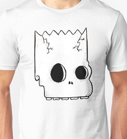 bart skull Unisex T-Shirt