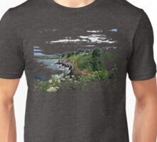 Cape Disapointment - Lewis and Clark Interpretive Center Unisex T-Shirt