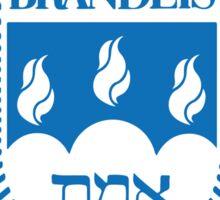 Brandeis Sticker