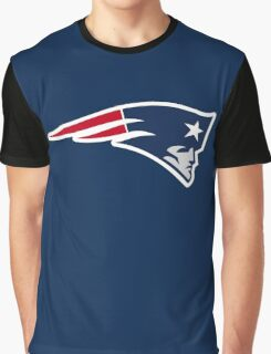 New England Patriots Graphic T-Shirt