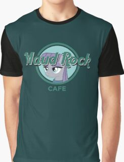 MAUD ROCK CAFE Graphic T-Shirt
