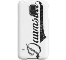 Skyrim Dawnstar Distressed Sports Lettering Samsung Galaxy Case/Skin
