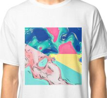 Abstract Artistic Colorful Dream World Classic T-Shirt