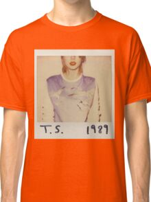 Taylor Swift 1989 Graphic Classic T-Shirt