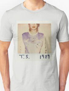 Taylor Swift 1989 Graphic Unisex T-Shirt
