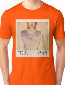 Taylor Swift 1989 Graphic Unisex T-Shirt